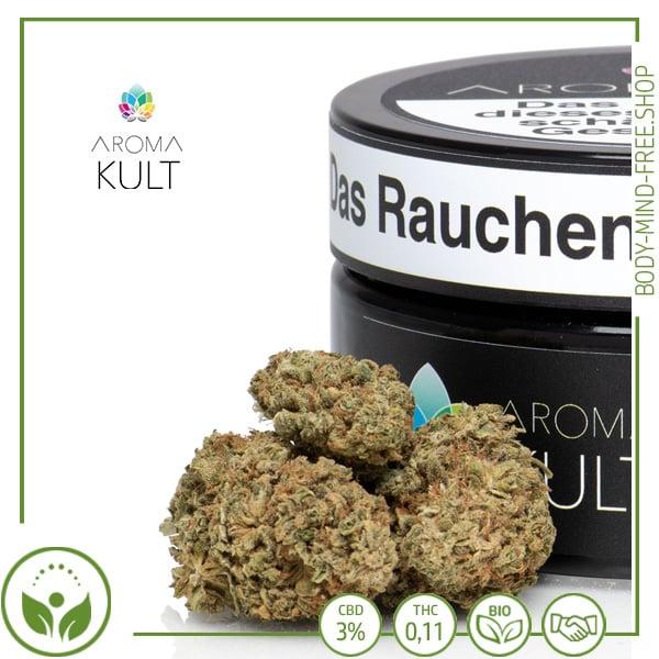 CBD Blüten Easy Bud CBD 5% Aromakult gr