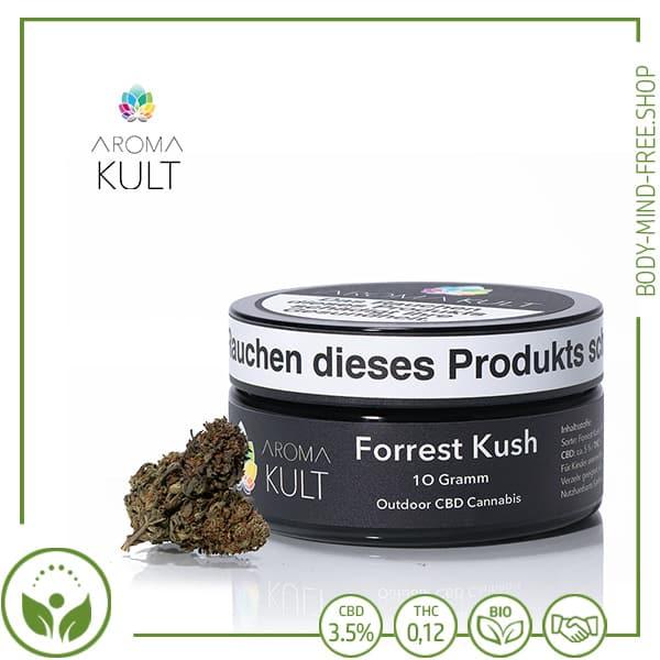 CBD Forrest Kush CBD 4% Aromakult kl