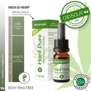 MediHemp Bio Hanf Complete