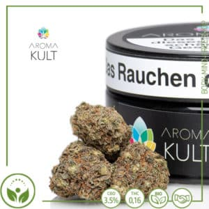 CBD Blüten Harlequin CBD 4% Aromakult gr