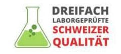 Formula Swiss - Dreifach Labor geprüfte Spitzenqualität
