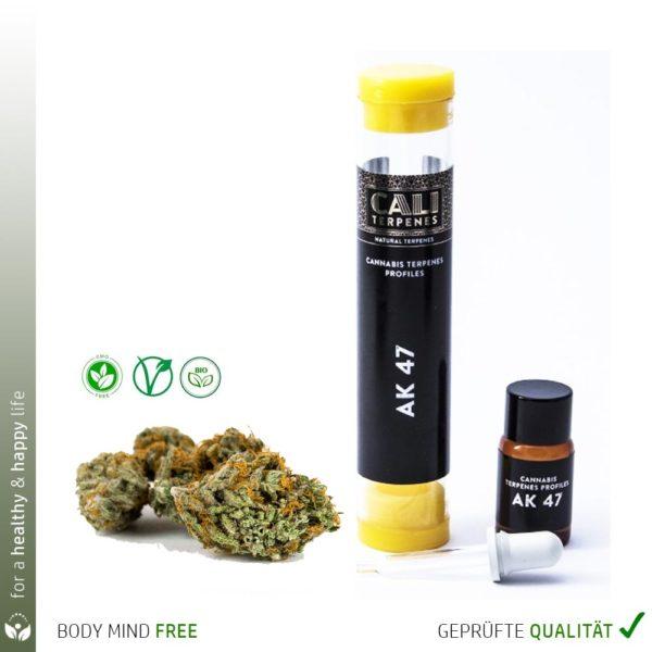 Cali Terpene Cannabis AK 47