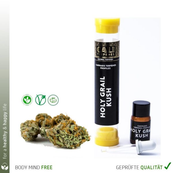Cali Terpene Cannabis Holy Grail Kush