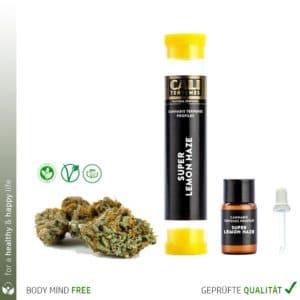 Cali Terpene Cannabis Super Lemon Haze