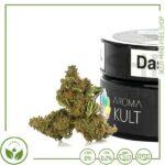 Bio-CBD-Blüten-the-best-CBD-6%-Aromakult-gr-Dose