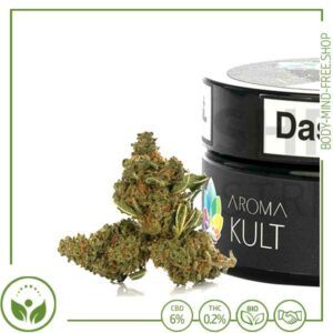 Bio CBD-Blüten-the-best-CBD-6%-Aromakult