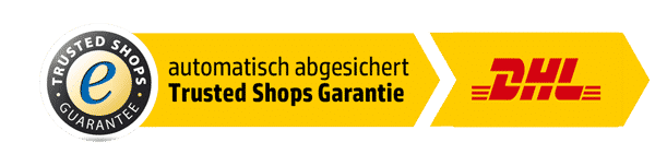 Trusted Shops Käuferschutz plus DHL