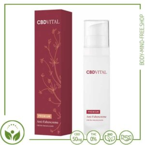 CBD Anti Faltencreme CBD Vital Box