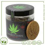 CBD-Cannabis-Schokoladen-Keksa
