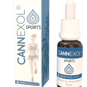 Cannexol Sports - CBD Vollspektrum Öl für Sportler