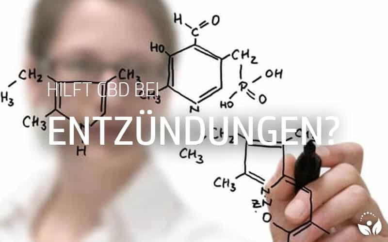 Hilft CBD bei Entzündungen wie Arthritis?