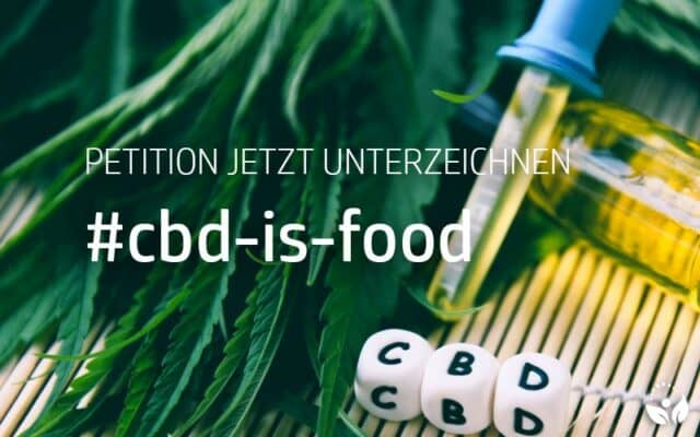 CBD is Food Petition
