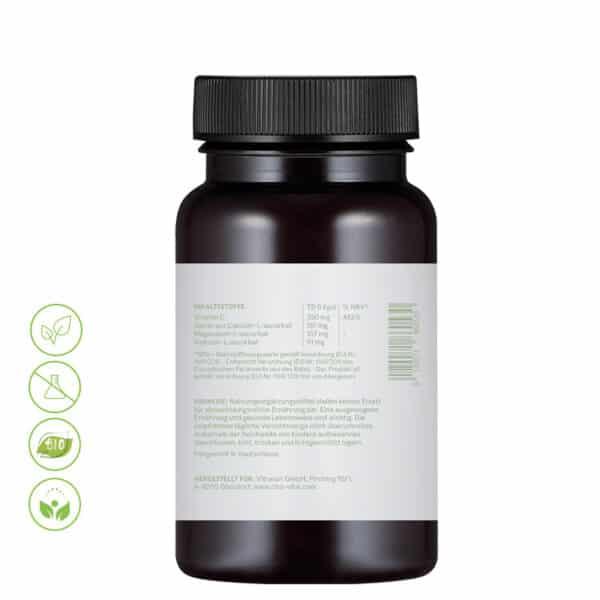 CBD Vital Vitamin C MN von Vitrasan - Inhaltsstoffe