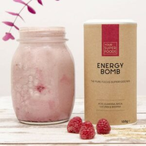 Energy Bomb von Your Superfood - Der Powermix Illu1