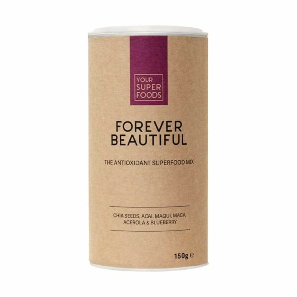 Forever Beautiful von Your Superfood - Anti-Aging