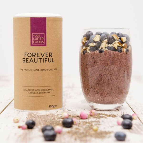 Forever Beautiful von Your Superfood - Anti-Aging - Illu 2