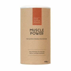 Muscle Power von Your Superfood - Sport Protein