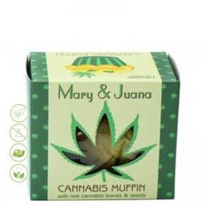 Cannabis Muffin Mary & Juana von Euphoria