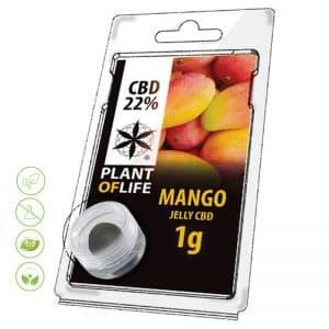 CBD Blüten Jelly Mango von Planet of Life