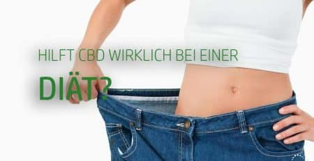 Hilft CBD beim Abnehmen? CBD & Diät