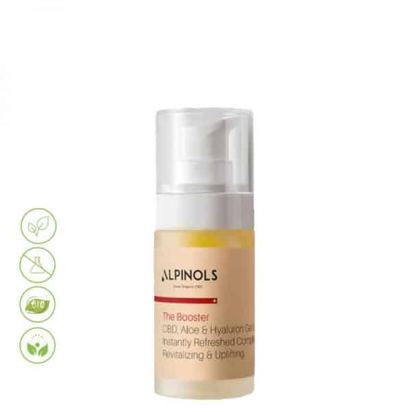The Booster CBD Hautpflege von Alpinols