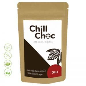 Chill Choc Anti Stress Kakao mit Chilli