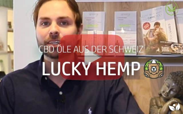 IVW - Lucky Hemp CBD Öl