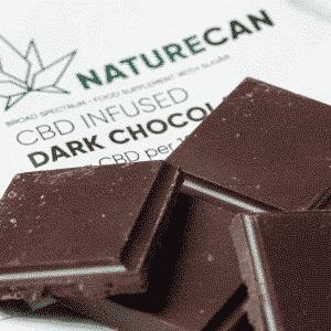 Naturecan CBD Schokolade Vollmilch 2