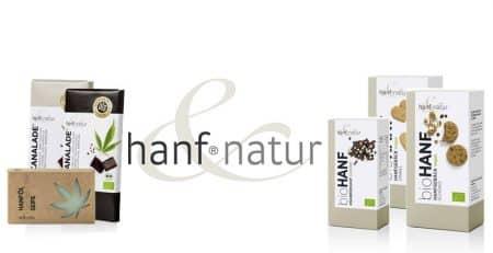 Hanf & Natur jetzt neu im Sortiment