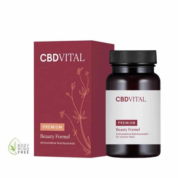 Beauty Formel - CBD Vital Nutrikosmetik