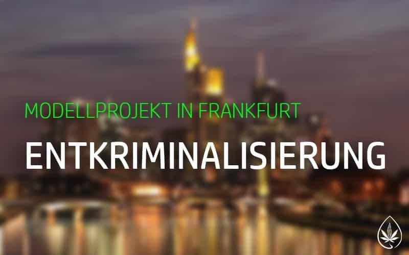 Besitz von Marihuana entkriminalisiert in Frankfurt?